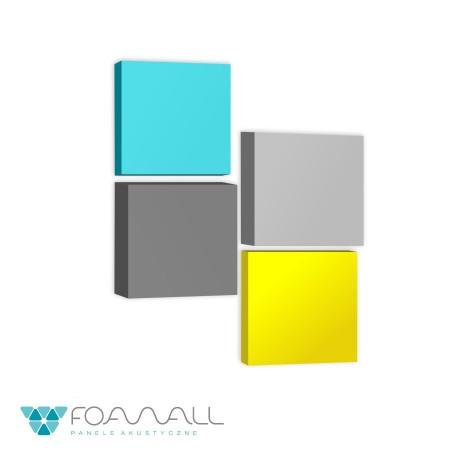 Panele soft quatro błękity