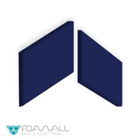 Panele 3D brilient edge błękity