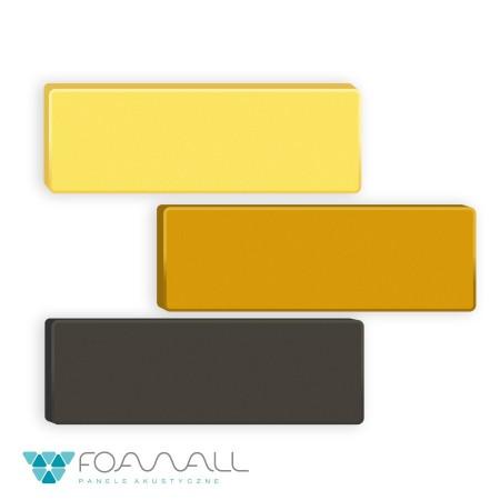 Panele ADAGIO M żółcie